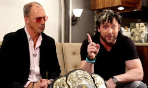 kenny omega impact 15 decembre