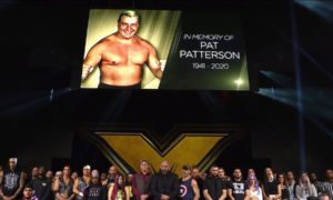 pat patterson wwe hommage