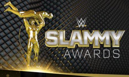 wwe slammy awards nommés