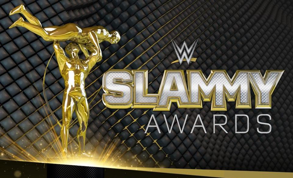 wwe slammy awards nommés