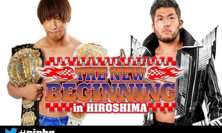 Ibushi vs SANADA NB