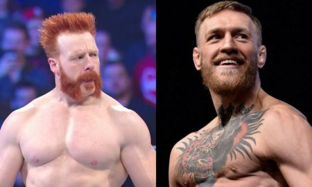 Sheamus Conor McGregor
