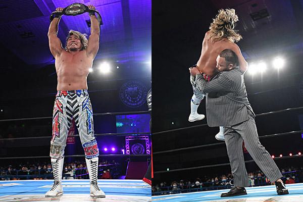 Tanahashi NEVER Openweight 1