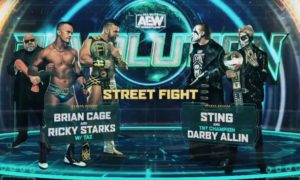 aew revolution 2021 sting darby allin team taz