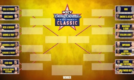 dusty rhodes classic 2021 matchs