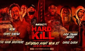 main event impact hard to kill 2021