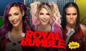 participants royal rumble 2021