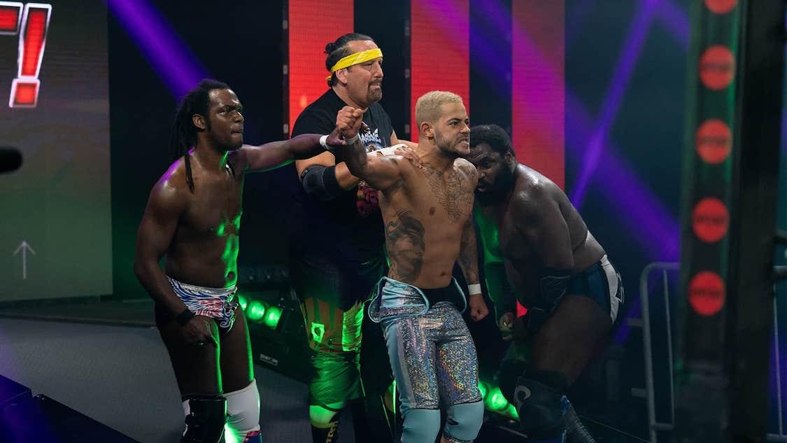 resultats impact wrestling 26 janvier 2021