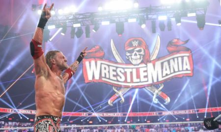 resultats wwe royal rumble 2021 edge