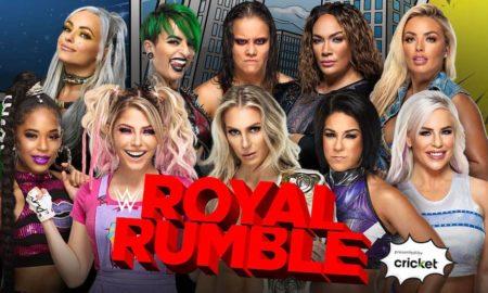 royal rumble 2021 femme gagnant