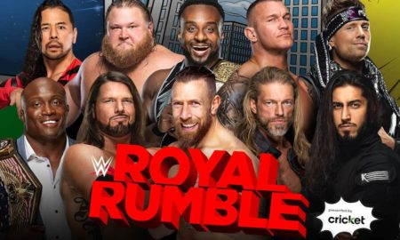 royal rumble 2021 homme gagnant
