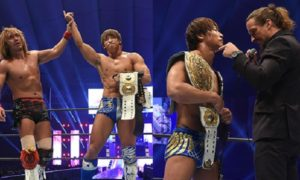 wrestle kingdom 15 kota ibushi champion