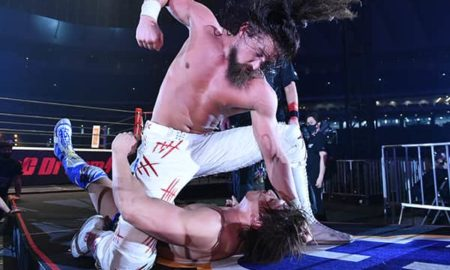 wrestle kingdom 15 nuit 2 jay white kota ibushi