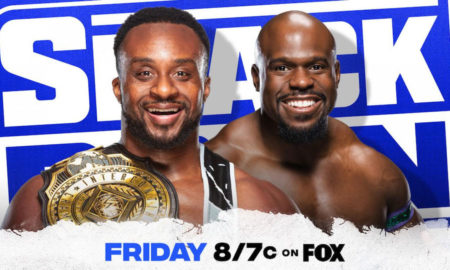 wwe smackdown 8 janvier 2021 big e apollo