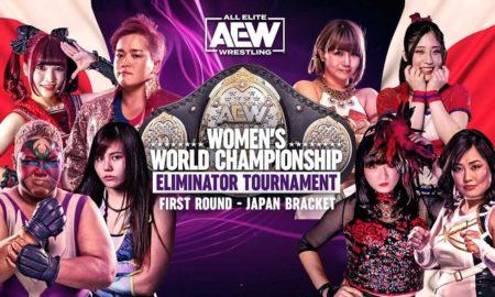 AEW Womens World Title Eliminator Japan