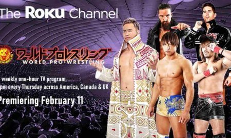 NJPW Roku Channel compressed