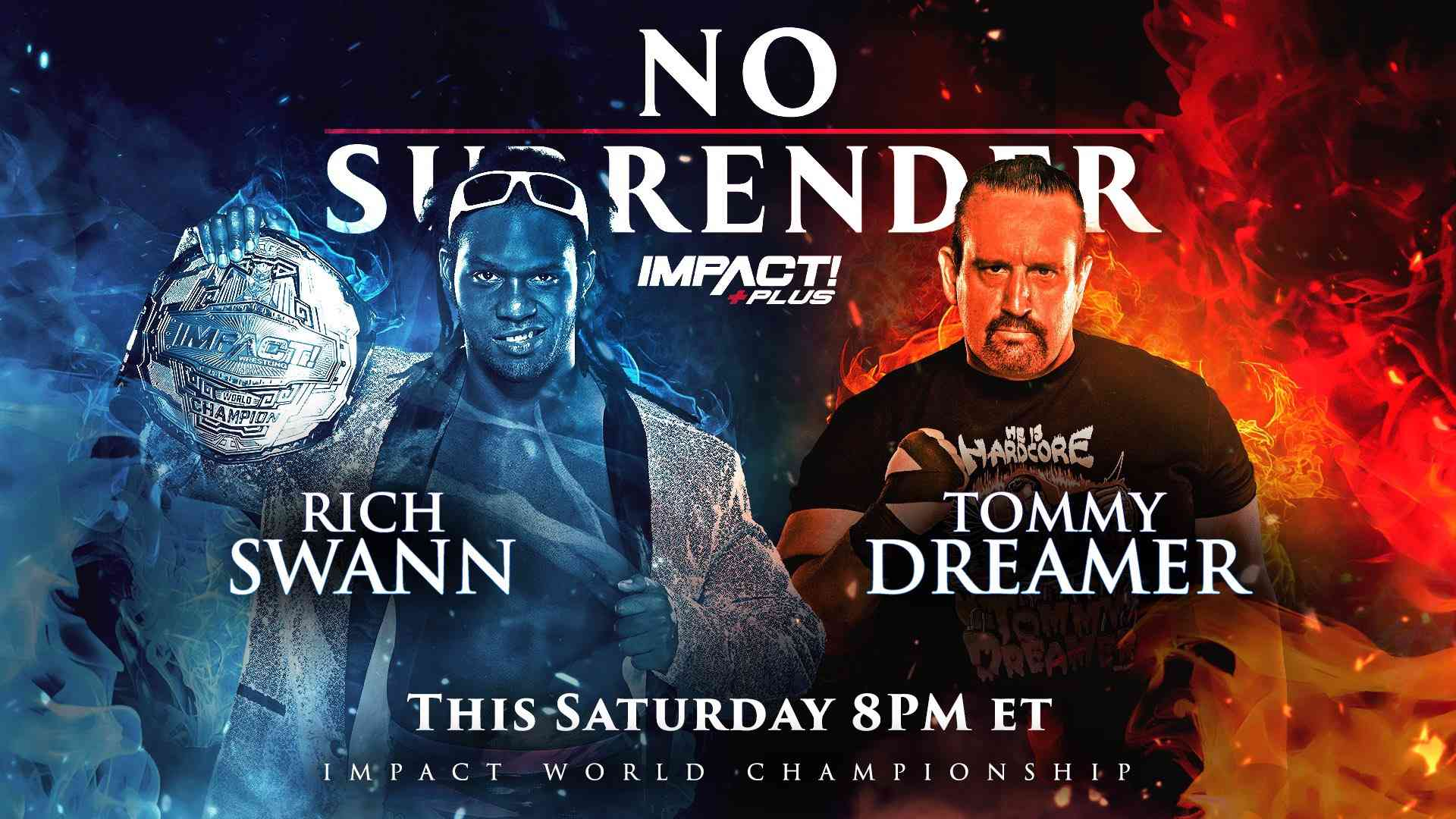 Swann Dreamer IMPACT No Surrender 2021 compressed