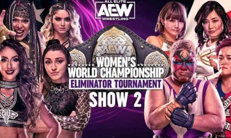 aew world title eliminator women