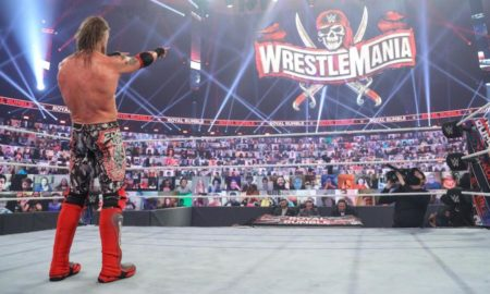 edge roman reigns wrestlemania 37