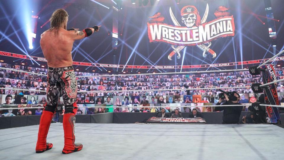edge roman reigns wrestlemania 37