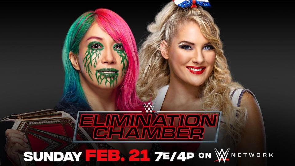 elimination chamber wwe asuka lacey evans