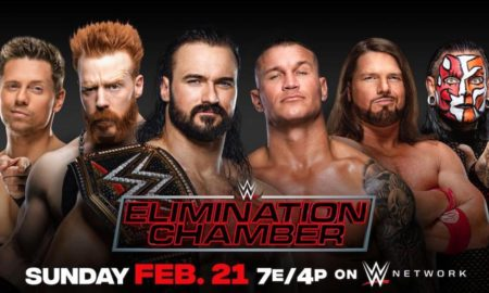 elimination chamber wwe drew mcintyre