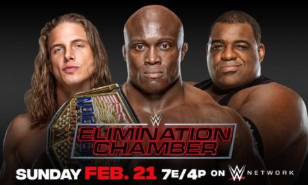 elimination chamber wwe lashley riddle keith lee