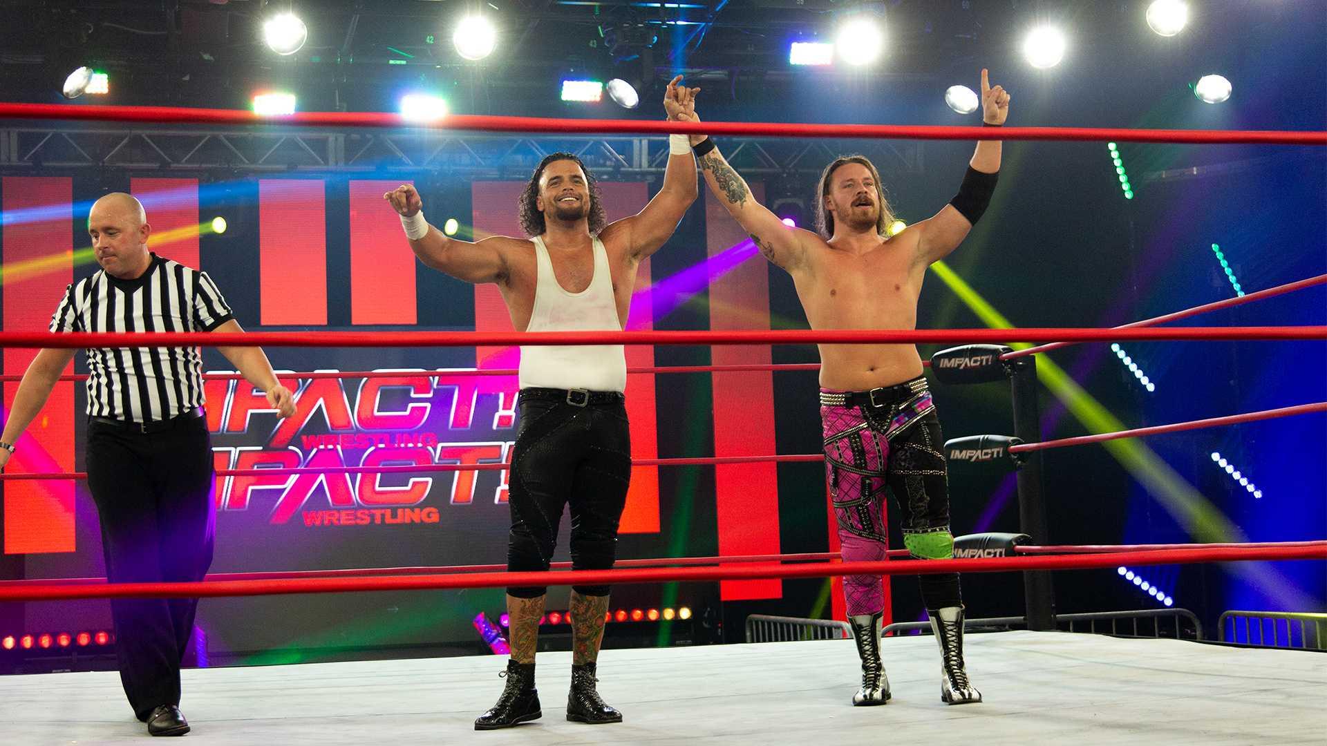 finjuice impact wrestling compressed