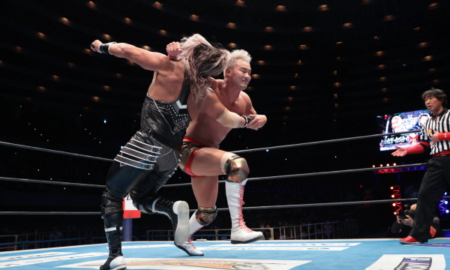 kazuchika okada vs evil njpw castle attack 2021