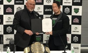 keiji muto contract pro wrestling noah