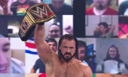royal rumble 2021 drew mcintyre goldberg