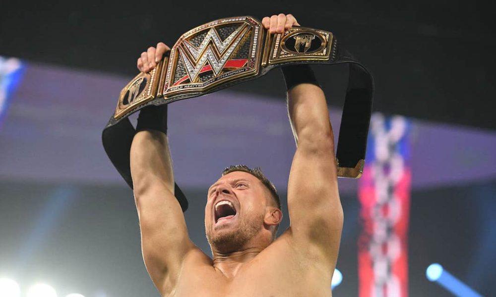 the miz champion wwe