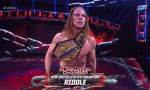 wwe elimination chamber 2021 matt riddle