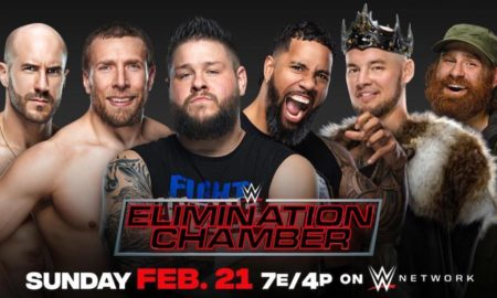 wwe elimination chamber 2021 smackdown