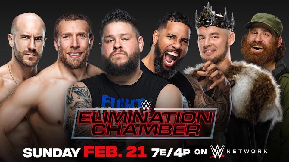 wwe elimination chamber 2021 smackdown