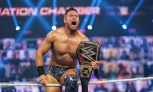 wwe elimination chamber 2021 the miz 1