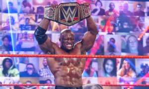 bobby lashley champion wwe raw