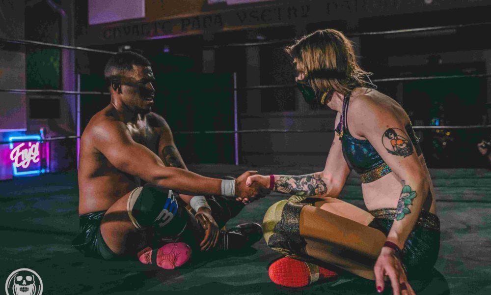 enjoy wrestling compressed