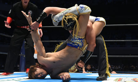 ibushi vs desperado njpw 49th anniversary