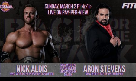 nwa back for the attack aldis vs stevens