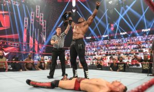 resultats wwe raw 1er mars 2021 lashley champion