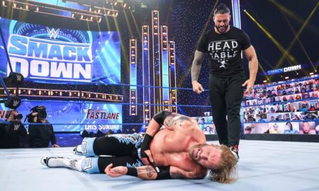 resultats wwe smackdown 19 mars edge reigns