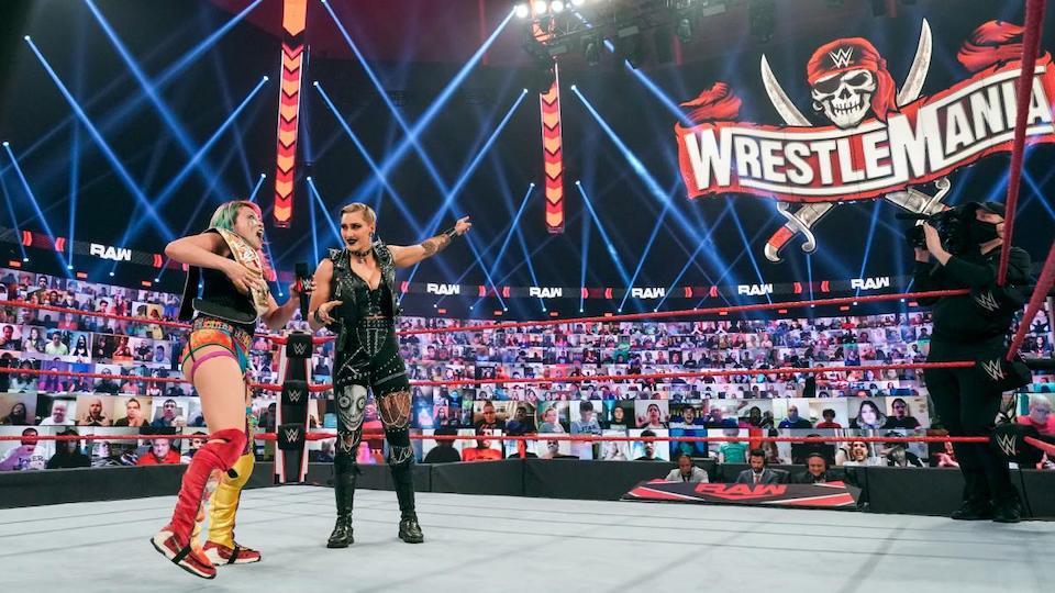 rhea ripley asuka wrestlemania 37