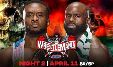 wrestlemania 37 carte big e apollo crews