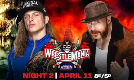 wrestlemania 37 carte riddle sheamus