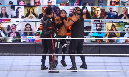 wwe fastlane 2021 retribution