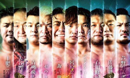 ajpw champion carnival 2021 poster