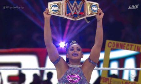 bianca belair championne wrestlemania 37