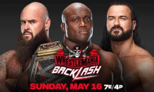 braun strowman titre wwe wrestlemania backlash