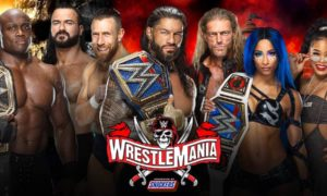 carte finale wrestlemania 37